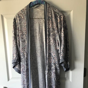 LOVE to LOUNGE 100% Vicose Short Robe - XL